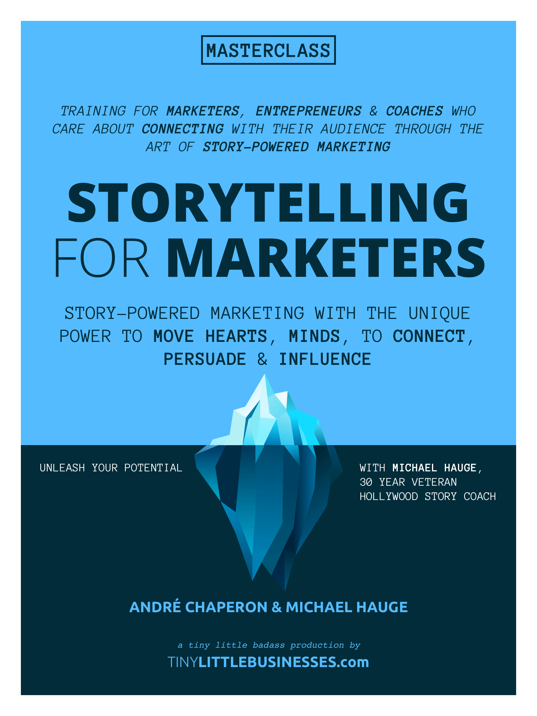 Storytelling for Marketers (Story-Powered Marketing)