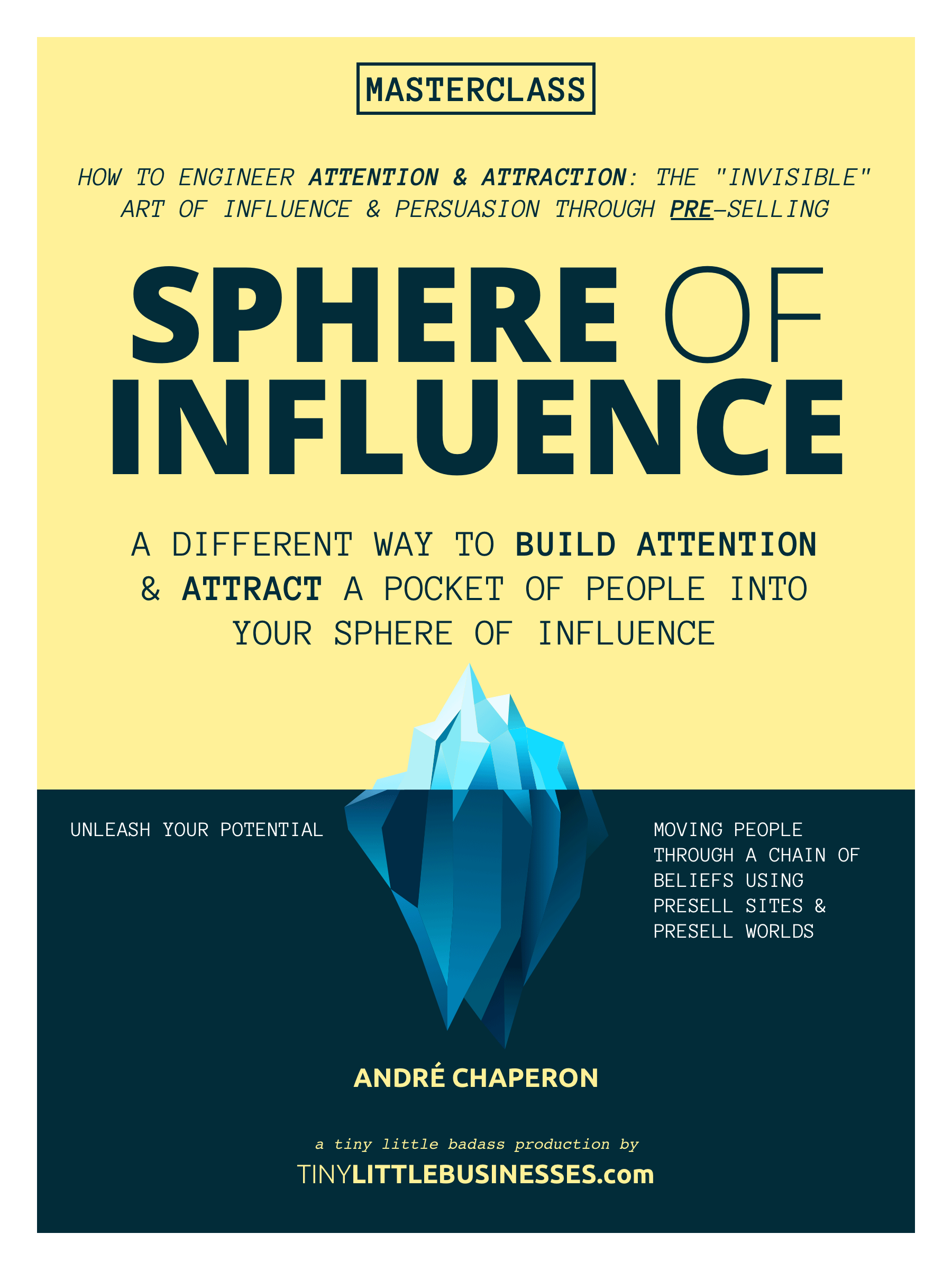 André Chaperon – Sphere of Influence