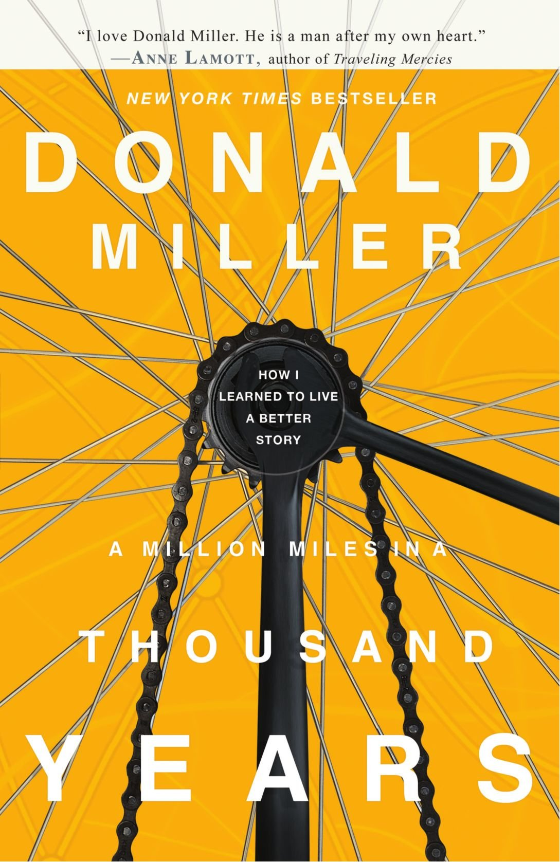 A Million Miles in a Thousand Years (Donald Miller)