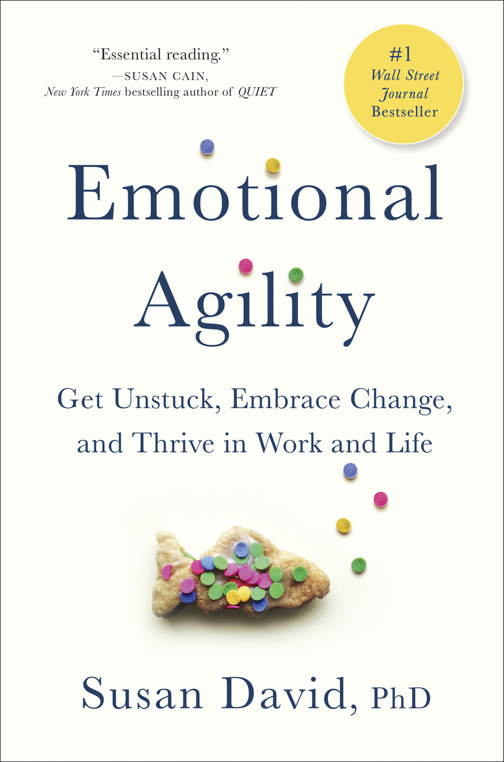 Emotional Agility (Susan David)