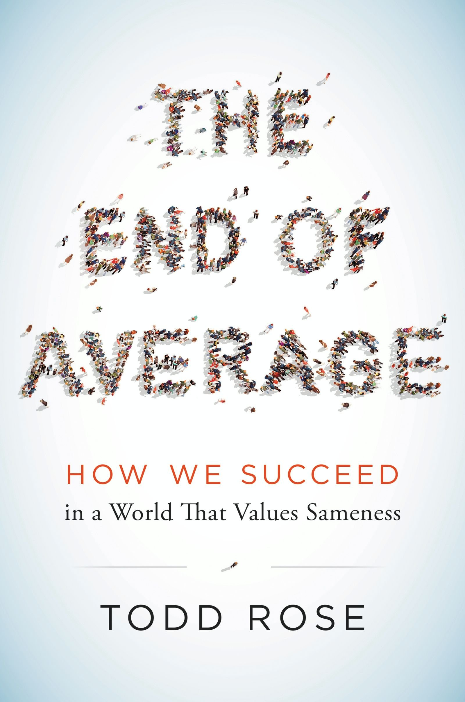 The End of Average (Todd Rose)