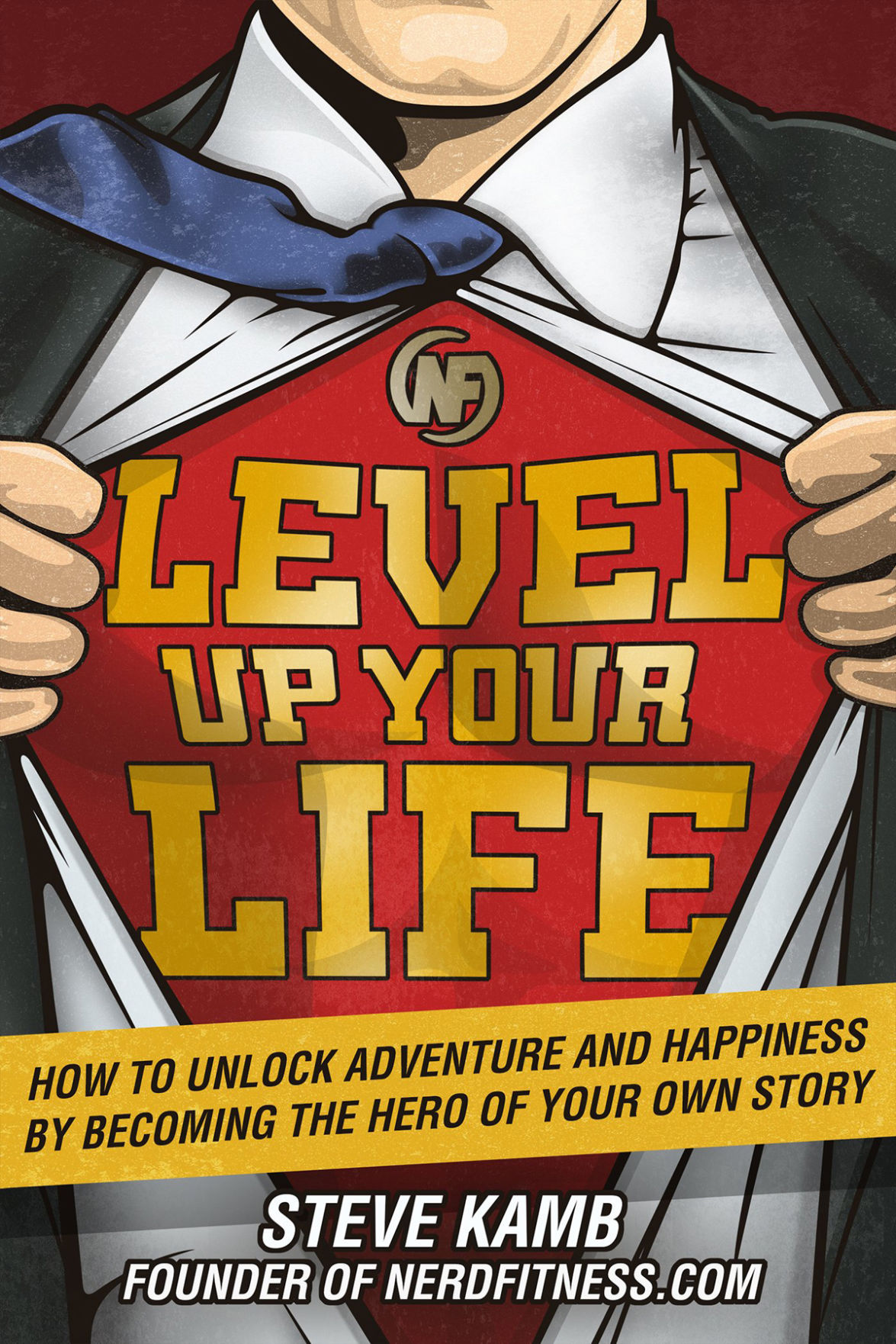 Level Up Your Life (Steve Kamb)