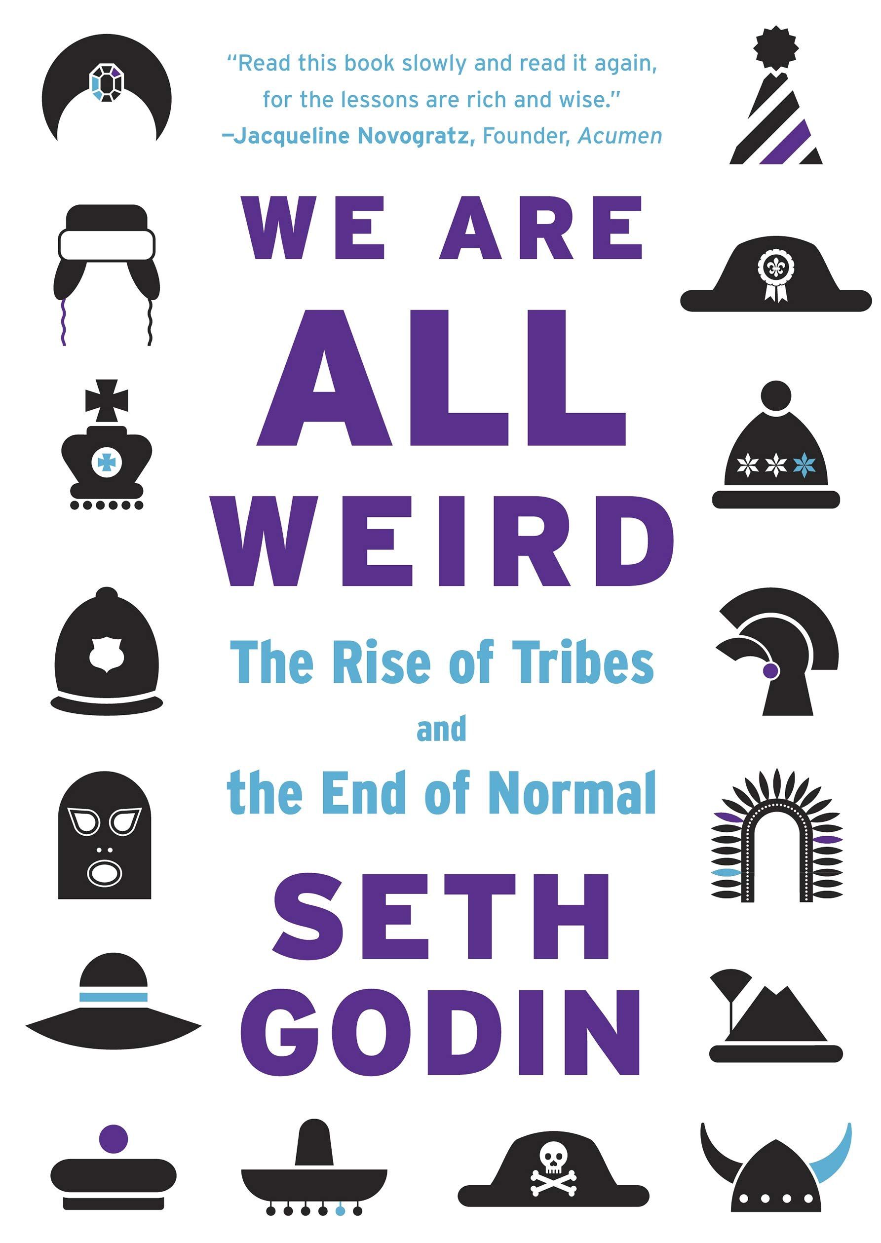 We Are All Weird (Seth Godin)